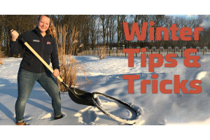 Winter tips & tricks