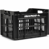 Urban Proof fietskrat 30 liter Black Recycled