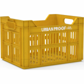 Urban Proof fietskrat 30 liter Ocre yellow Recycled