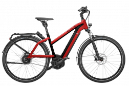Riese & Müller Charger Mixte silent Intuvia