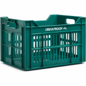 Urban Proof fietskrat 30 liter Emerald green Recycled