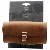 Brooks zadeltas Challenge L Aged brown